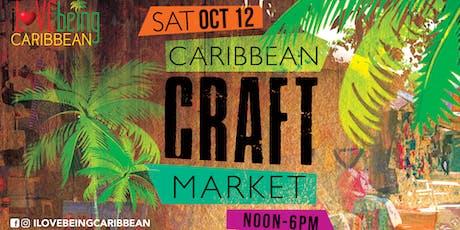 Caribbean Craft Market  tickets