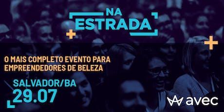 AVEC NA ESTRADA - 2º EDIÇÃO - SALVADOR-BA ingressos