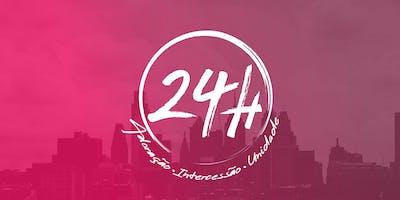 24h de Adoração, Intercessão e Unidade