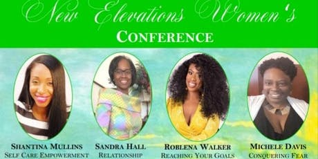 New Elevations Women's Conference tickets