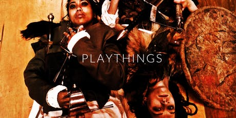 Playthings tickets