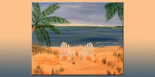 "Painting pARTy! ""Casuarina Point"""