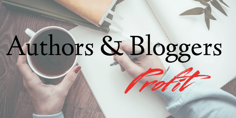 Authors & Bloggers Profit tickets