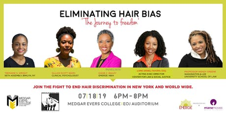 Eliminating Hair Bias: The Journey to Freedom tickets