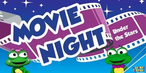 Family Movie Night and Pajama Party!
