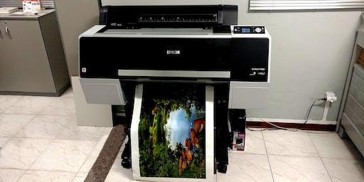 Encontro - Impressão FineArt com Giuseppe De Maria