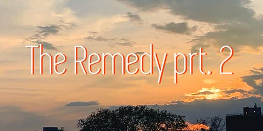 Translucent Products & Readings Presents: The Remedy