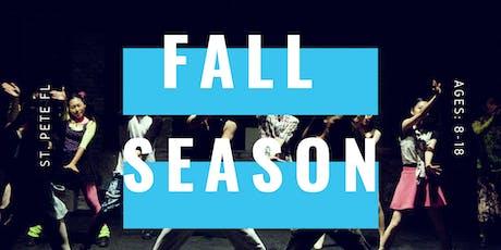 Kids Hip Hop Dance Class - Fall Dance Season  tickets