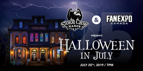 Halloween in July Patio Party tickets