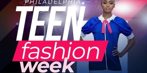Philadelphia TEEN Fashion Week