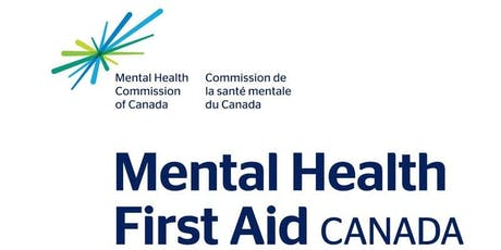 2-day Mental Health First Aid Workshop - October 2020 tickets