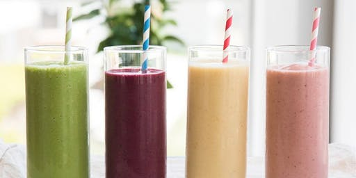 Summer Smoothies for Radiant Health