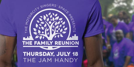 The Motor City Singers' Space: The Family Reunion tickets