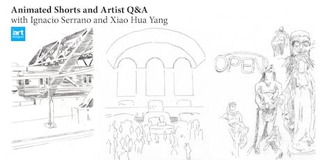 Animated Shorts and Illustrator Q&A with Ignacio Seranno and Xiao Hua Yang tickets