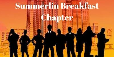 TEAM Summerlin Breakfast Referral Group