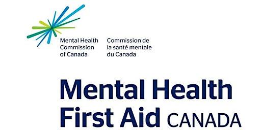 2-day Mental Health First Aid Workshop - November 2020