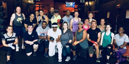 9Round Greensboro Member Appreciation!