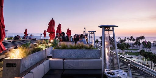 SUNSET SOIRÉE at Hotel Erwin's High Rooftop Lounge