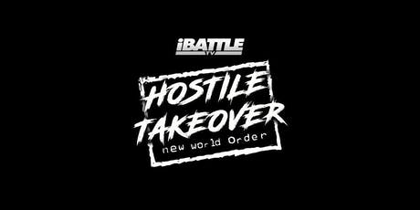 Hostile Takeover  tickets