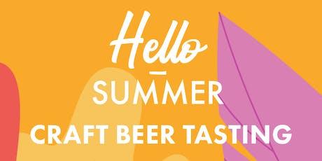 Free Craft Beer Tasting  tickets