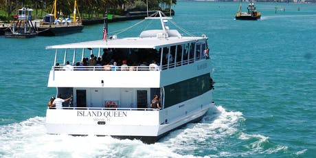 New Year's Eve Fireworks cruise on the Island Queen  tickets