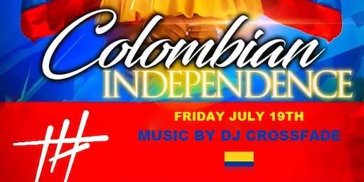 COLOMBIA EN LA CASA! Pre-Independence Day Party