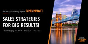 Secrets of Top Selling Agents Cincinnati