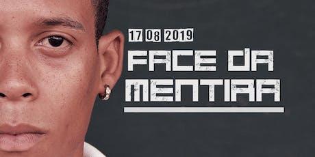 A FACE DA MENTIRA [MG]  Linguagem Corporal da Enganação - Workshop ingressos