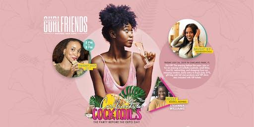Curlfriends + Cocktails (PBC Curlfriends) #PBCC19 - South Florida