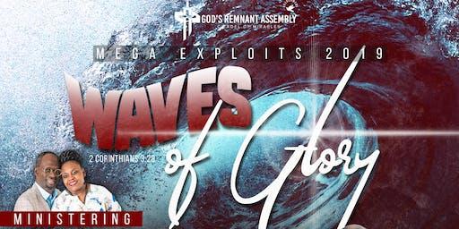 Mega Exploits 2019: Waves of Glory