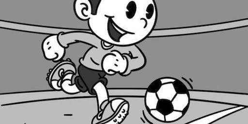 Fotboll med Skyttarna
