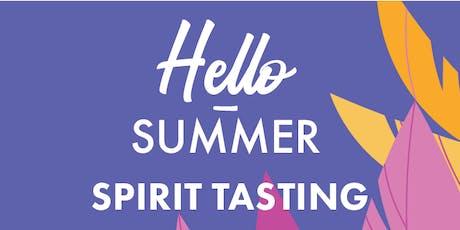 Free Spirit Tasting | Blaine tickets