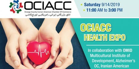 OCIACC 's2nd Annual Health Expo tickets