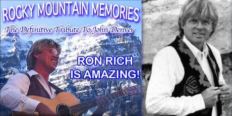 Rocky Mountain Memories: A Tribute to John Denver tickets