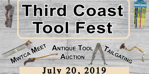 Third Coast Tool Fest & Auction
