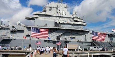 USS Yorktown/Patriots Point Outing-September 20-22, 2019 tickets