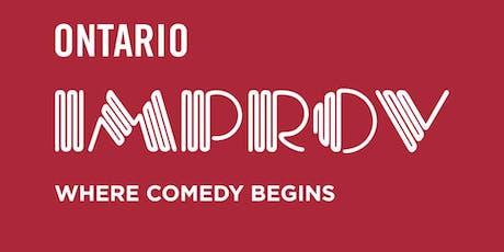 Ontario Improv (Free Tickets) tickets