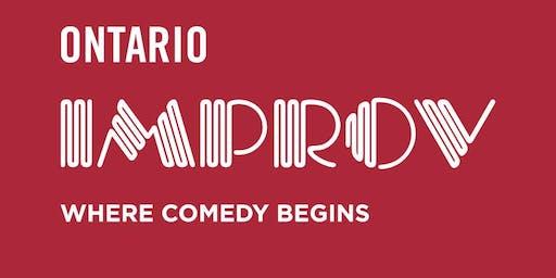 Ontario Improv (Free Tickets)