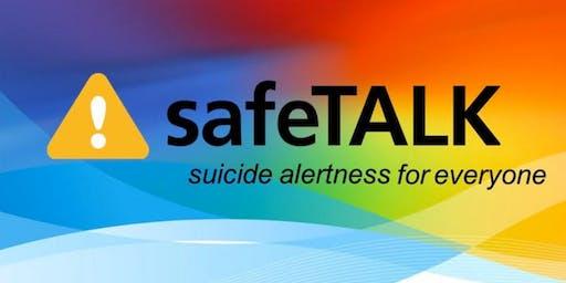LivingWorks safeTALK Training: Suicide Prevention for Everyone