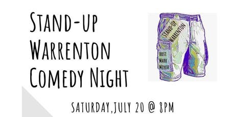 Stand-Up Warrenton Comedy Night tickets