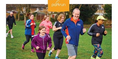 Free 5km weekly run (Central parkrun, Burnaby) tickets