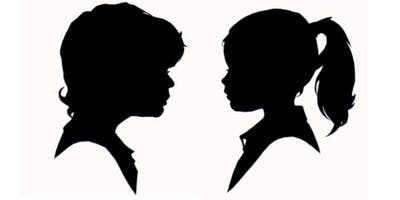 Swoozies Greensboro, NC  hosts Silhouette Artist Edward Casey