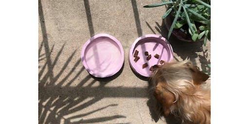 Clay Workshop @ Epoch: Pet Bowls