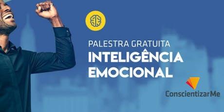 Palestra Inteligência Emocional - Como gerar conexões poderosas! ingressos