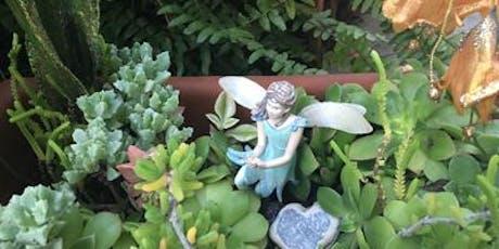 Create A Fairy Garden tickets