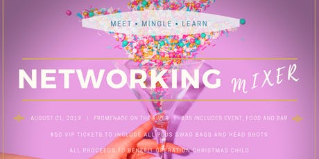 Collaboration over Competition Networking Mixer tickets