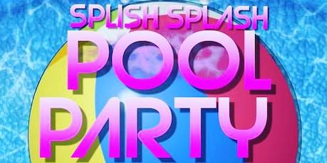 Walkn Bank Pool Party tickets