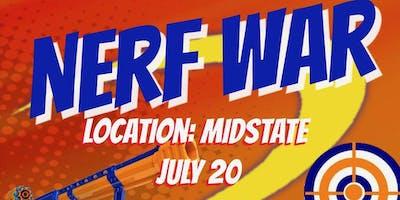Copy of Nerf War