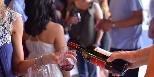 Wine & Ribs Fundraiser