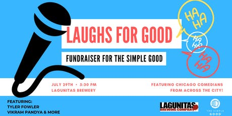 Laughs for Good | Fundraiser for The Simple Good tickets